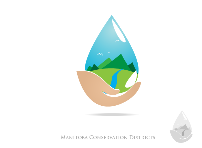 Logo Design by Jan Chua - Entry No. 25 in the Logo Design Contest Manitoba Conservation Districts Logo Design.