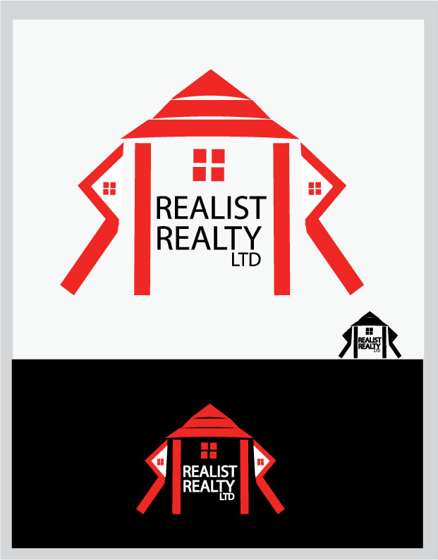 Logo Design by logoshiner1 - Entry No. 83 in the Logo Design Contest ReaList Realty International Ltd..
