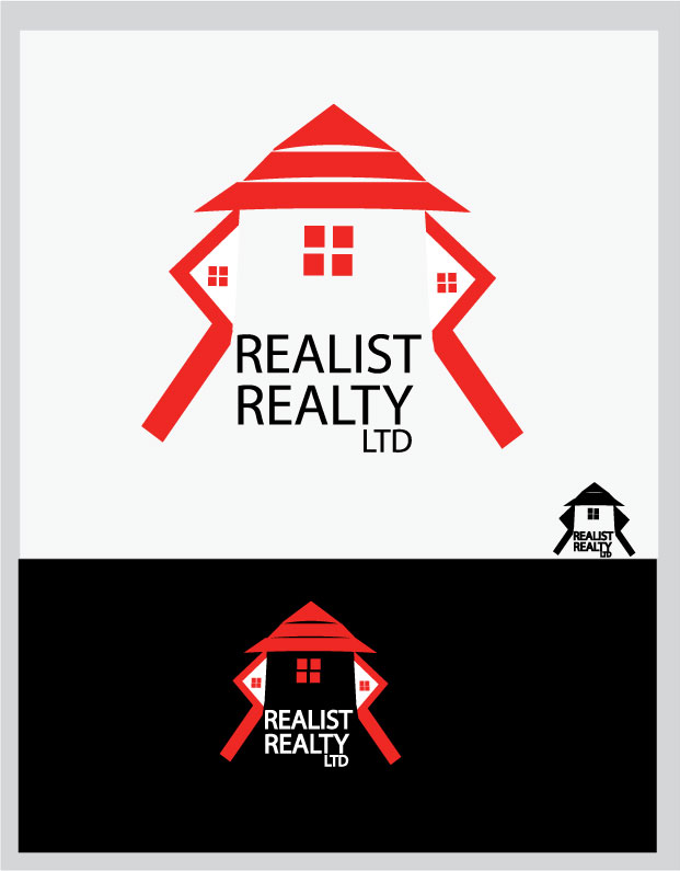 Logo Design by logoshiner1 - Entry No. 84 in the Logo Design Contest ReaList Realty International Ltd..