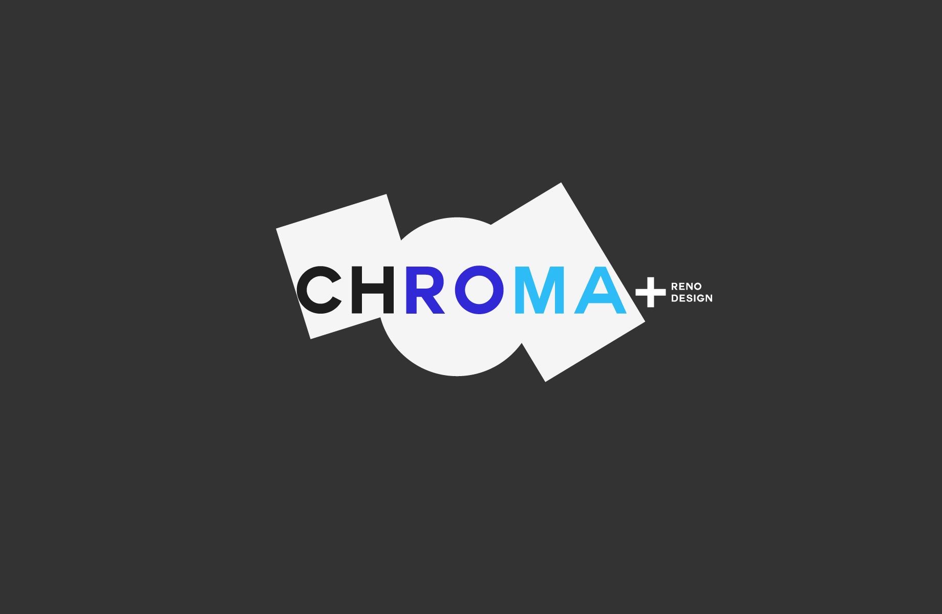 Logo Design by Jan Chua - Entry No. 298 in the Logo Design Contest Inspiring Logo Design for Chroma Reno+Design.