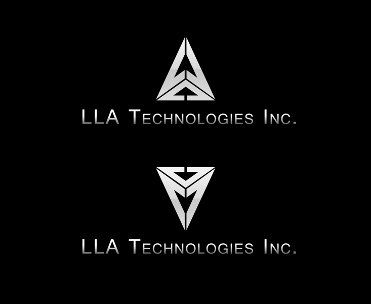 Logo Design by Juan_Kata - Entry No. 192 in the Logo Design Contest Inspiring Logo Design for LLA Technologies Inc..