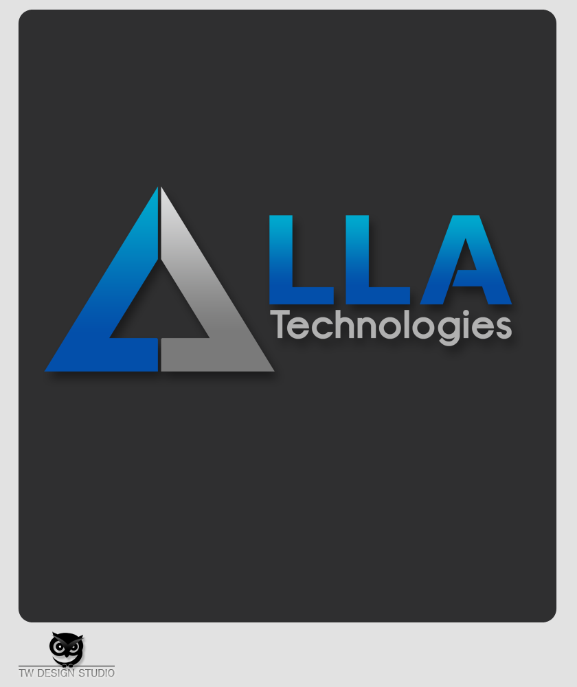 Logo Design by Private User - Entry No. 193 in the Logo Design Contest Inspiring Logo Design for LLA Technologies Inc..