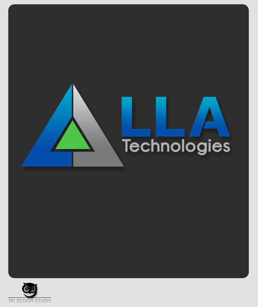 Logo Design by Private User - Entry No. 195 in the Logo Design Contest Inspiring Logo Design for LLA Technologies Inc..