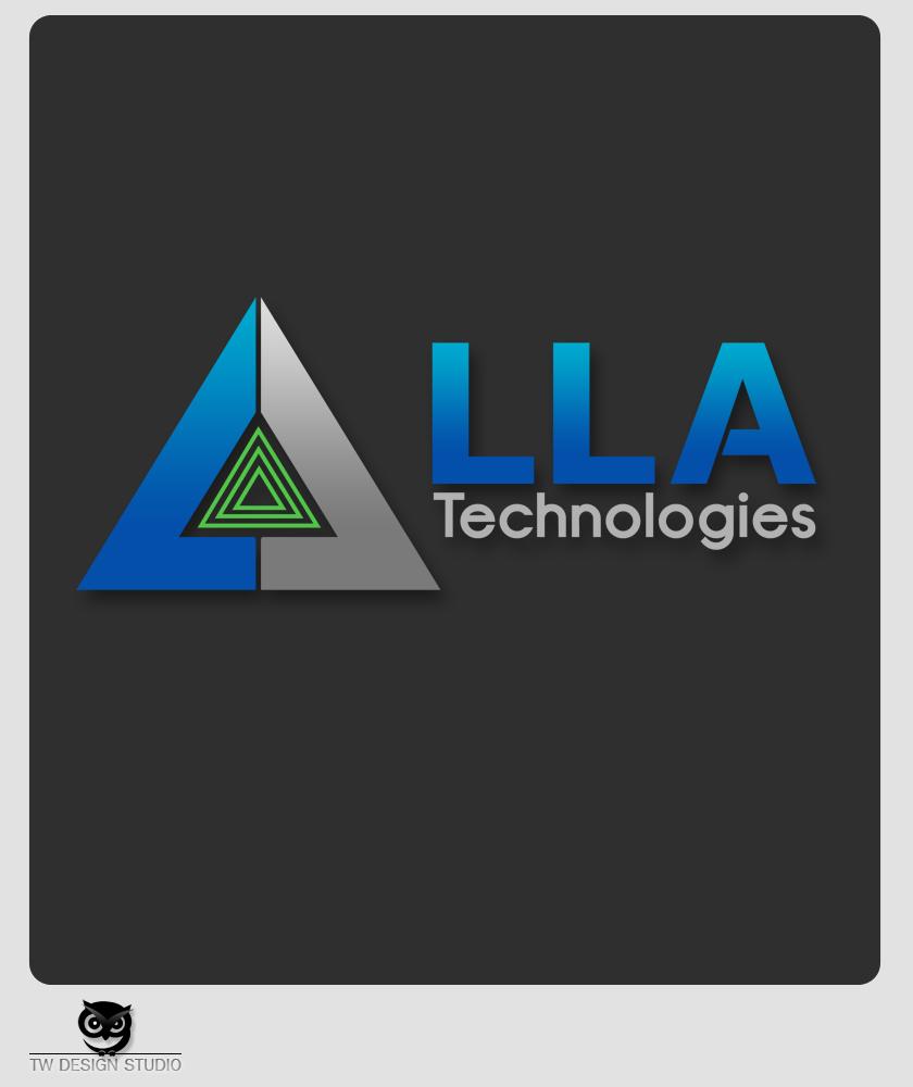 Logo Design by Private User - Entry No. 196 in the Logo Design Contest Inspiring Logo Design for LLA Technologies Inc..