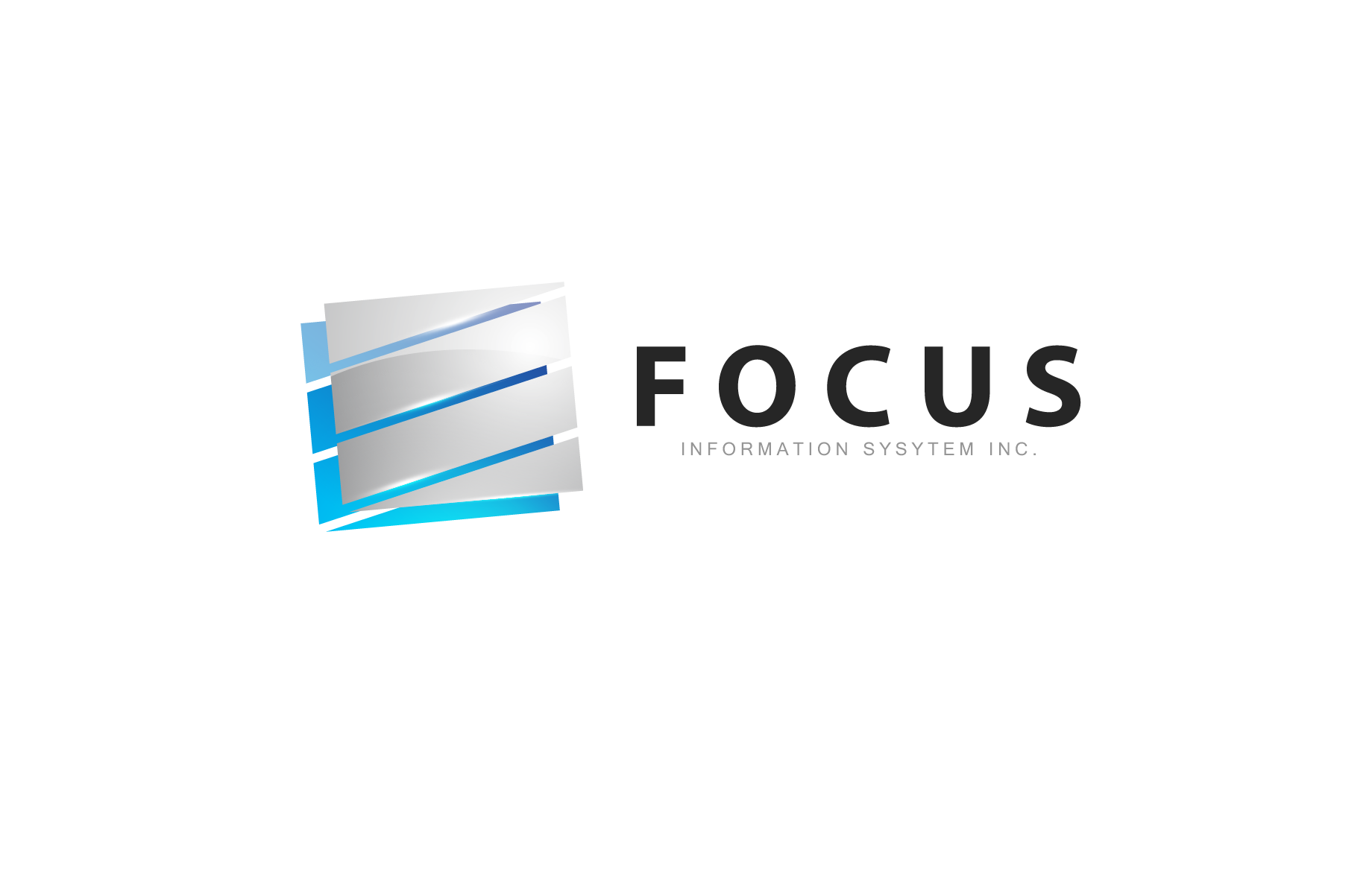 Logo Design by Jan Chua - Entry No. 49 in the Logo Design Contest Artistic Logo Design for Focus Information Systems, Inc..