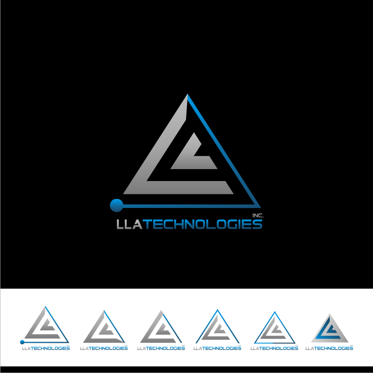 Logo Design by graphicleaf - Entry No. 197 in the Logo Design Contest Inspiring Logo Design for LLA Technologies Inc..