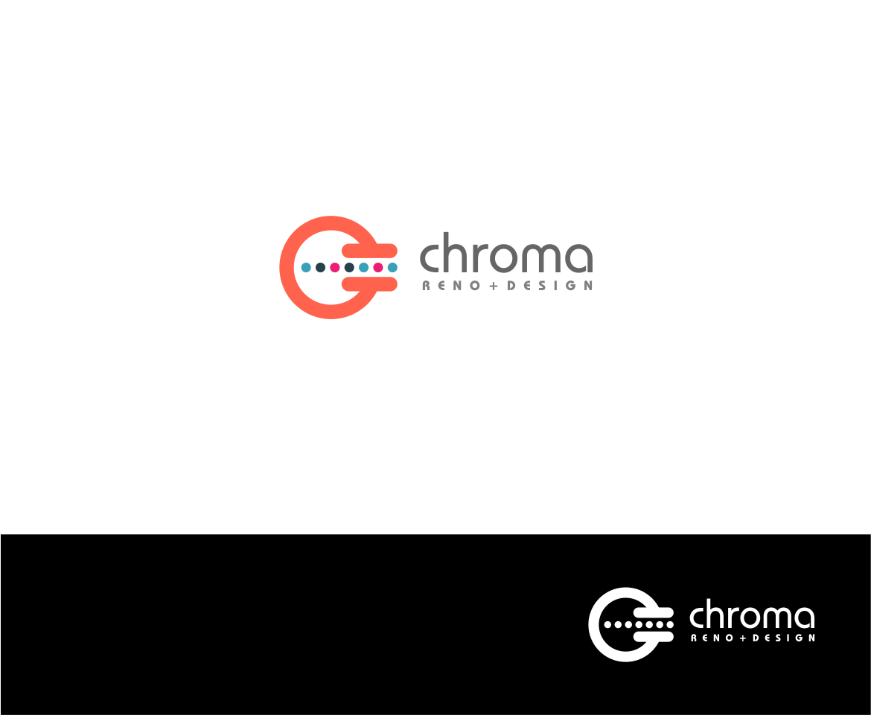 Logo Design by haidu - Entry No. 301 in the Logo Design Contest Inspiring Logo Design for Chroma Reno+Design.
