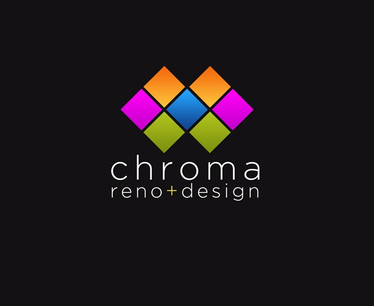 Logo Design by Juan_Kata - Entry No. 305 in the Logo Design Contest Inspiring Logo Design for Chroma Reno+Design.