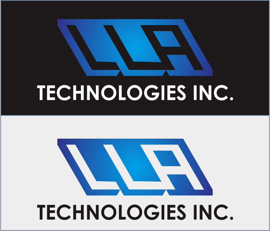Logo Design by Armada Jamaluddin - Entry No. 198 in the Logo Design Contest Inspiring Logo Design for LLA Technologies Inc..