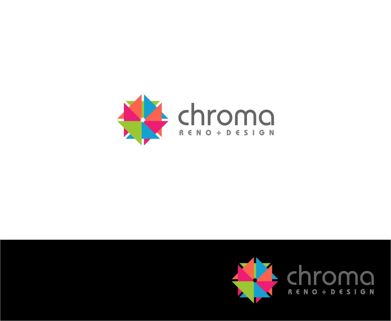 Logo Design by haidu - Entry No. 307 in the Logo Design Contest Inspiring Logo Design for Chroma Reno+Design.
