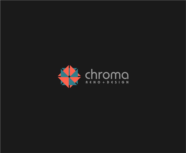Logo Design by haidu - Entry No. 308 in the Logo Design Contest Inspiring Logo Design for Chroma Reno+Design.