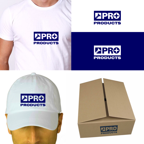 Logo Design by Private User - Entry No. 64 in the Logo Design Contest Fun yet Professional Logo Design for ProProducts.