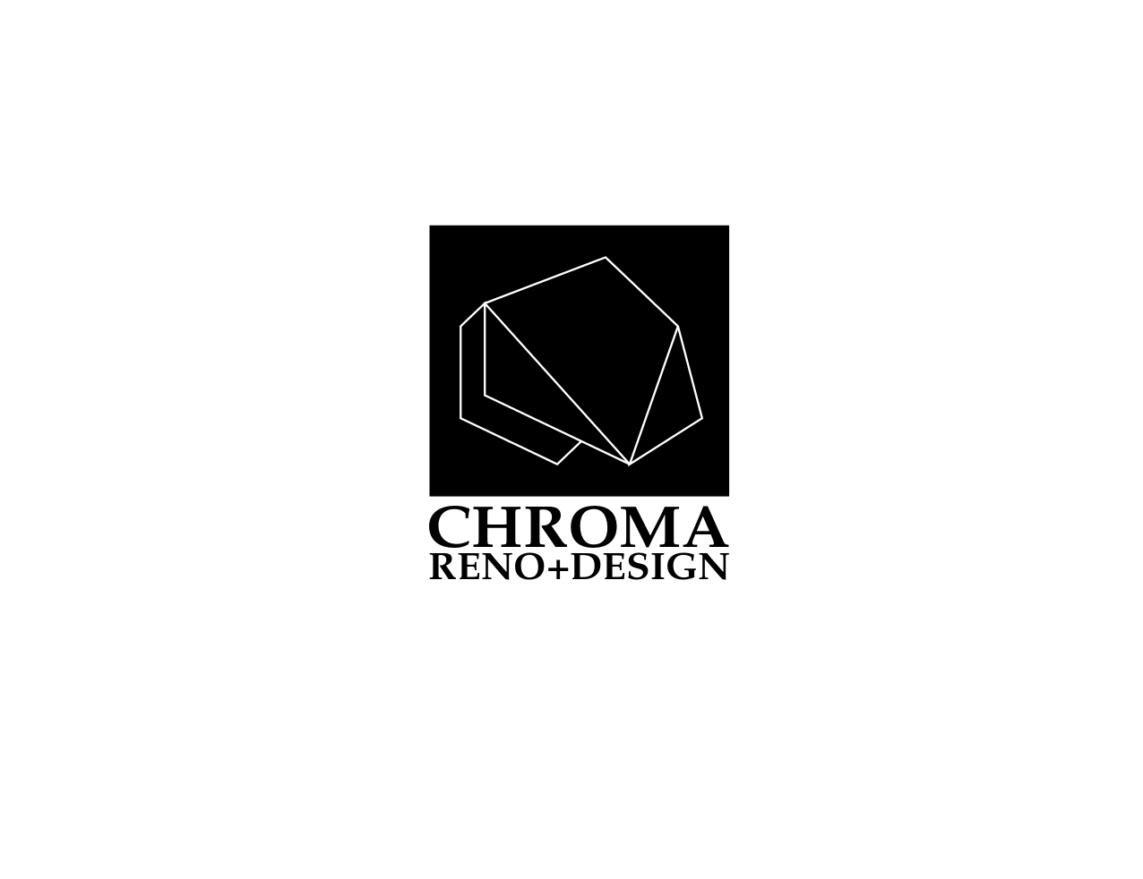 Logo Design by JaroslavProcka - Entry No. 316 in the Logo Design Contest Inspiring Logo Design for Chroma Reno+Design.