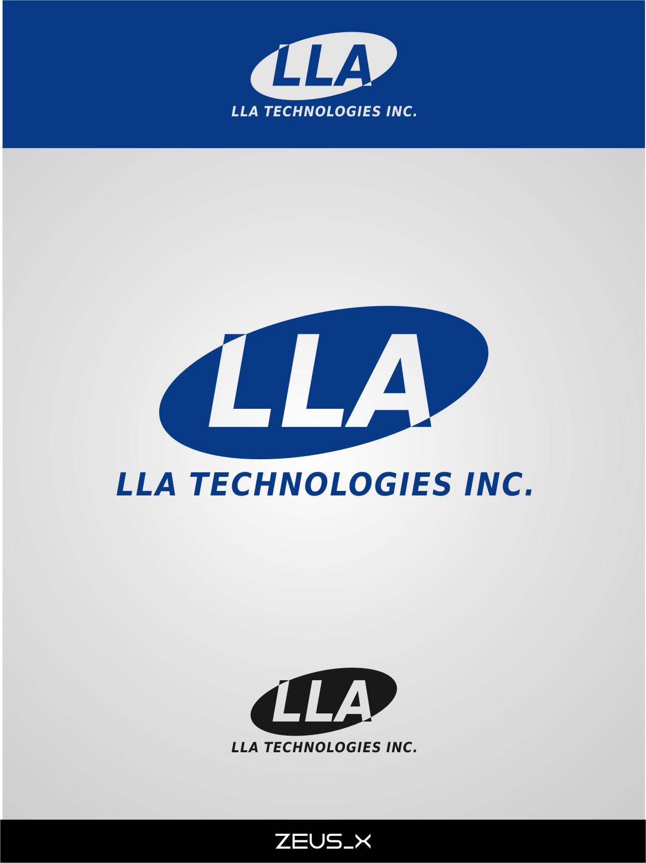 Logo Design by Ngepet_art - Entry No. 201 in the Logo Design Contest Inspiring Logo Design for LLA Technologies Inc..