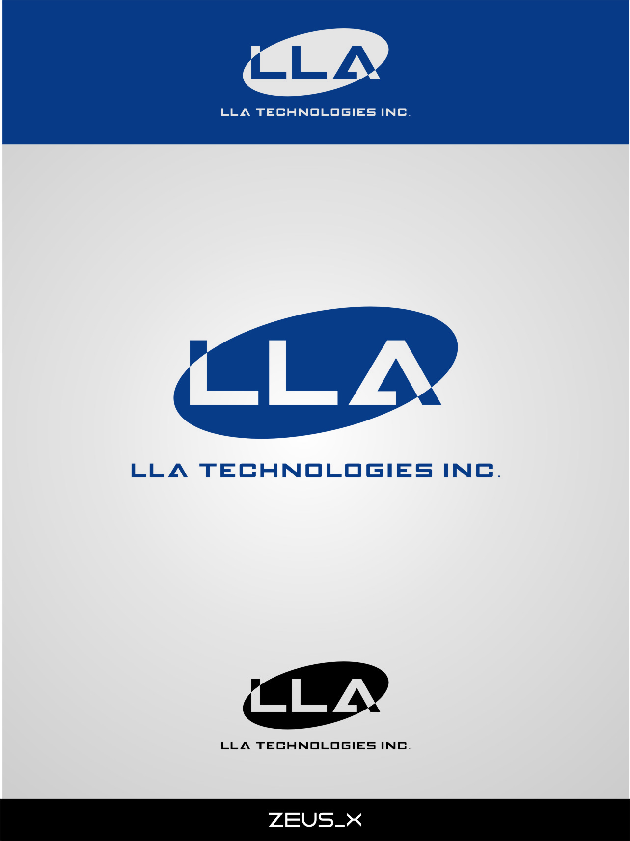 Logo Design by Ngepet_art - Entry No. 203 in the Logo Design Contest Inspiring Logo Design for LLA Technologies Inc..