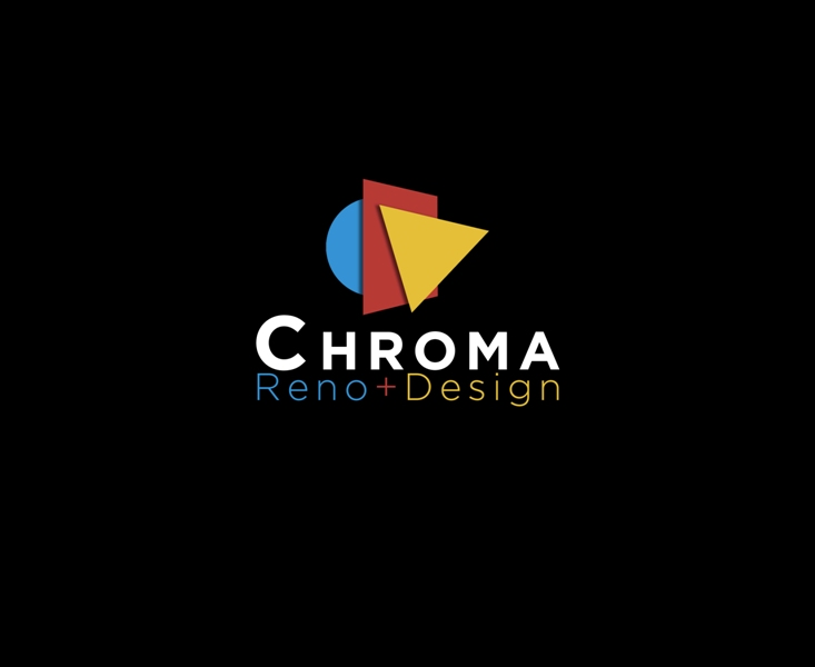Logo Design by Juan_Kata - Entry No. 321 in the Logo Design Contest Inspiring Logo Design for Chroma Reno+Design.