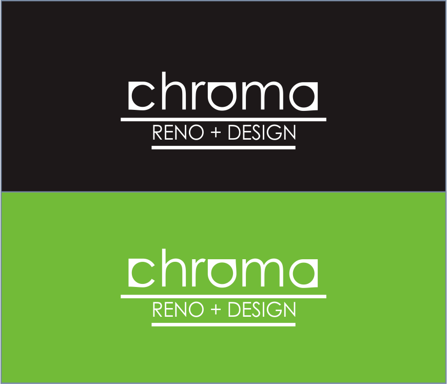 Logo Design by Armada Jamaluddin - Entry No. 322 in the Logo Design Contest Inspiring Logo Design for Chroma Reno+Design.