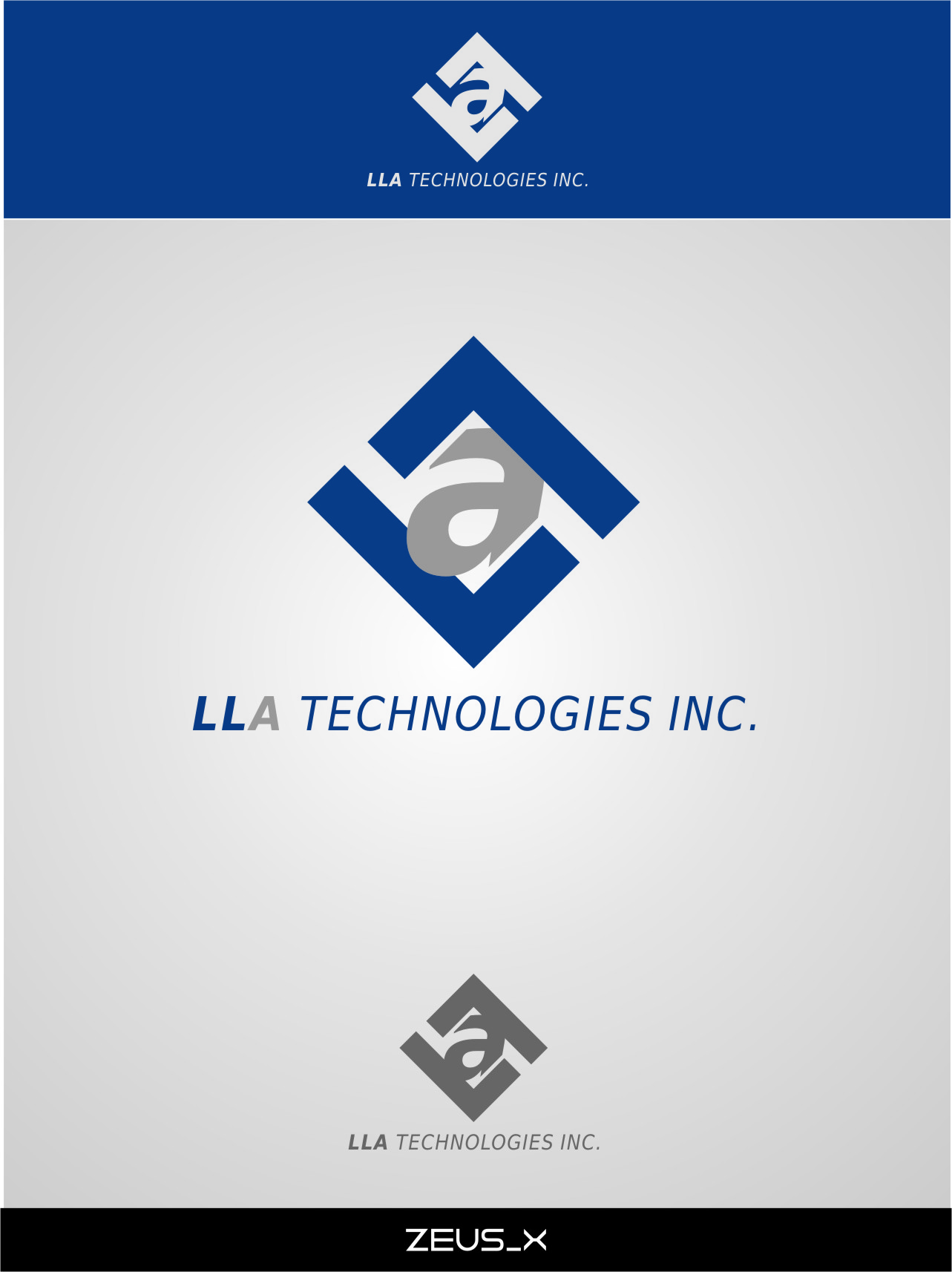 Logo Design by Ngepet_art - Entry No. 205 in the Logo Design Contest Inspiring Logo Design for LLA Technologies Inc..