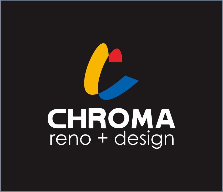 Logo Design by Armada Jamaluddin - Entry No. 323 in the Logo Design Contest Inspiring Logo Design for Chroma Reno+Design.