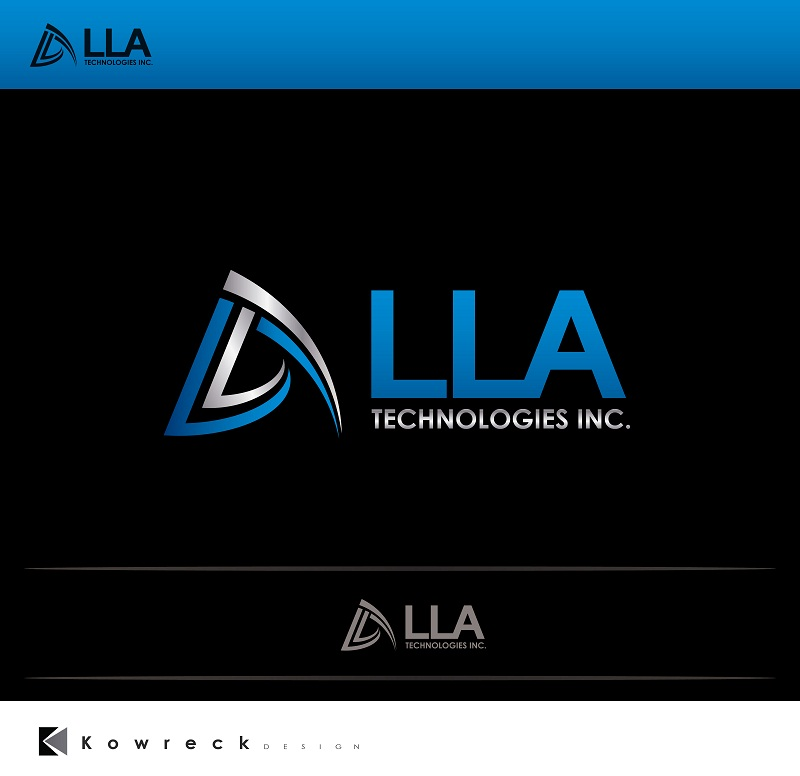 Logo Design by kowreck - Entry No. 211 in the Logo Design Contest Inspiring Logo Design for LLA Technologies Inc..