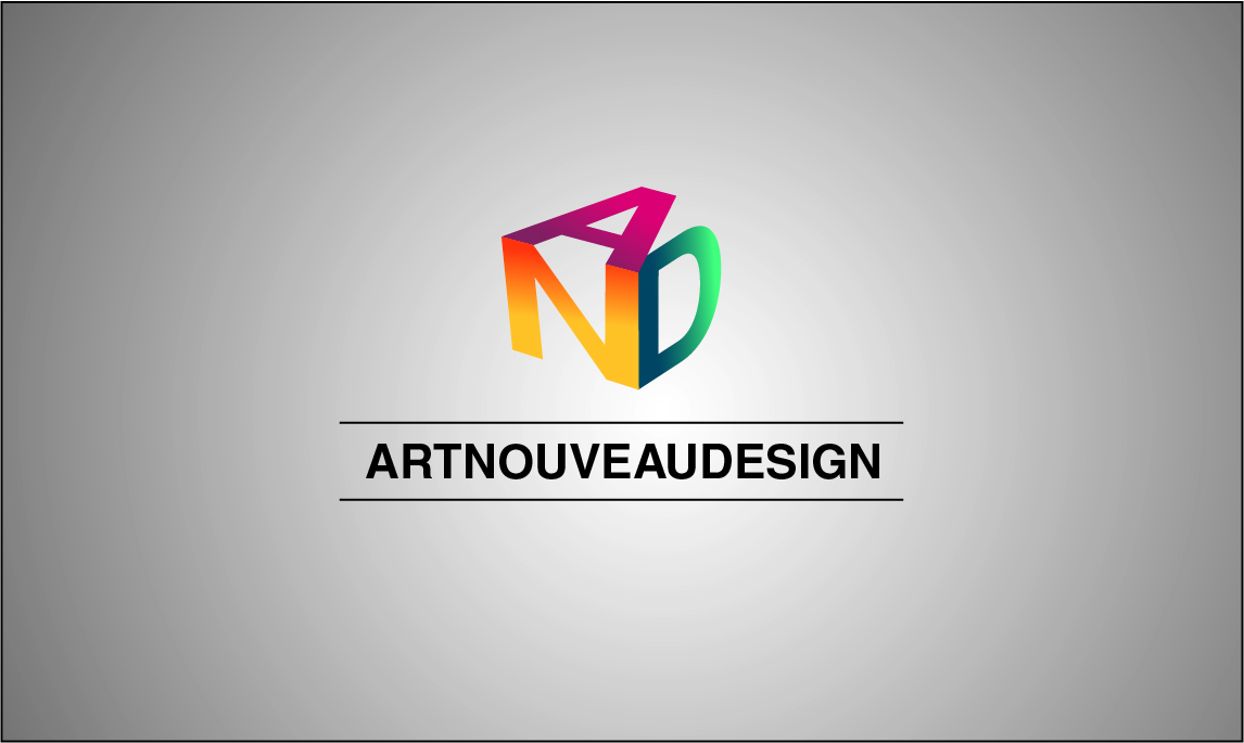 Logo Design by Jorge Henriquez - Entry No. 2 in the Logo Design Contest Artistic Logo Design for Art Nouveau Design.