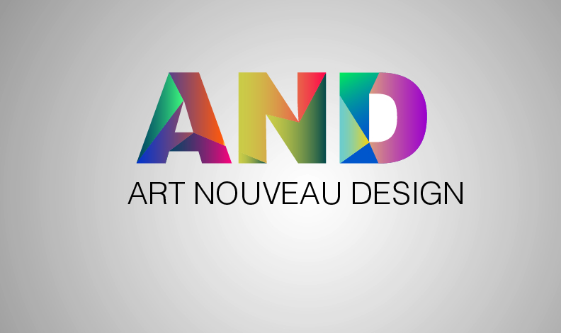 Logo Design by Jorge Henriquez - Entry No. 3 in the Logo Design Contest Artistic Logo Design for Art Nouveau Design.