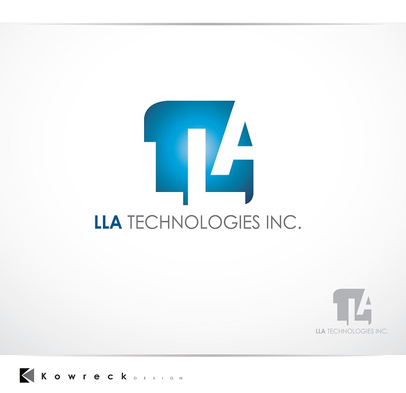 Logo Design by kowreck - Entry No. 212 in the Logo Design Contest Inspiring Logo Design for LLA Technologies Inc..