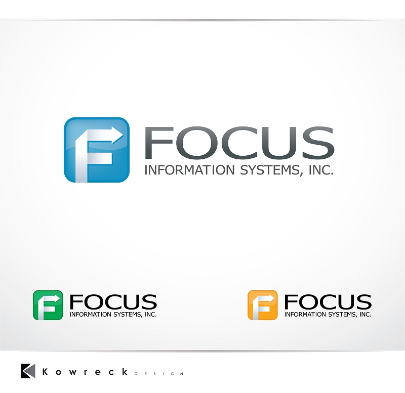 Logo Design by kowreck - Entry No. 60 in the Logo Design Contest Artistic Logo Design for Focus Information Systems, Inc..