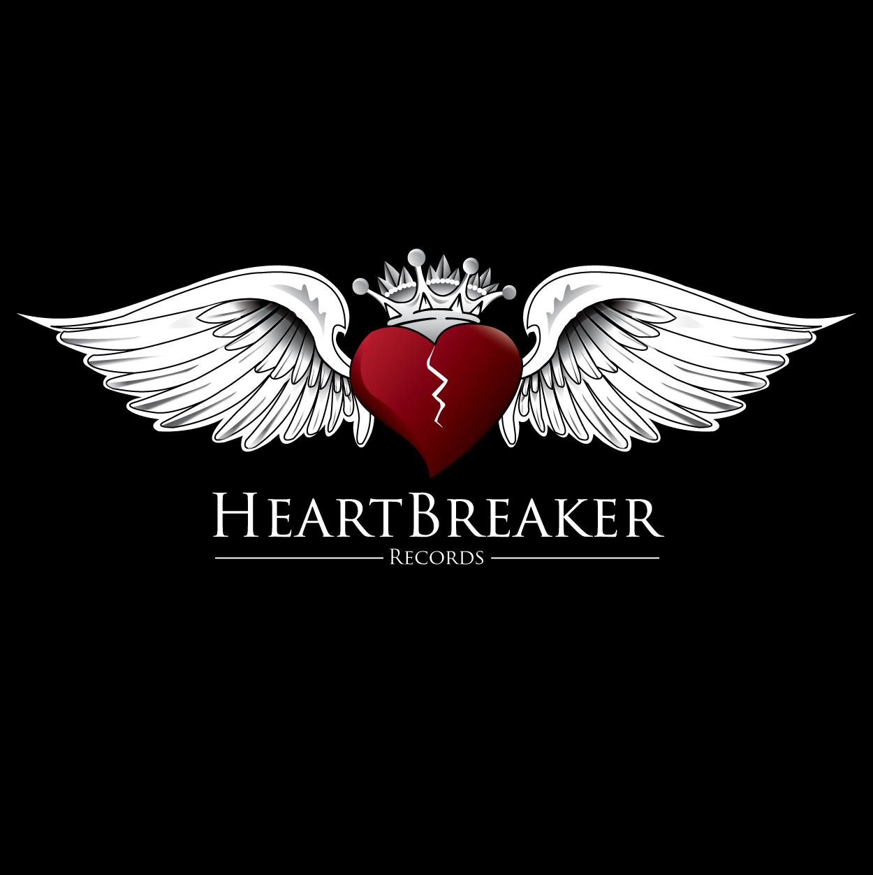 Logo Design by trabas - Entry No. 70 in the Logo Design Contest Heartbreaker Records.