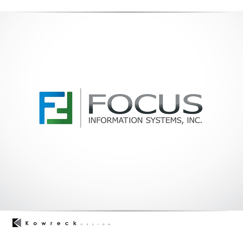 Logo Design by kowreck - Entry No. 61 in the Logo Design Contest Artistic Logo Design for Focus Information Systems, Inc..