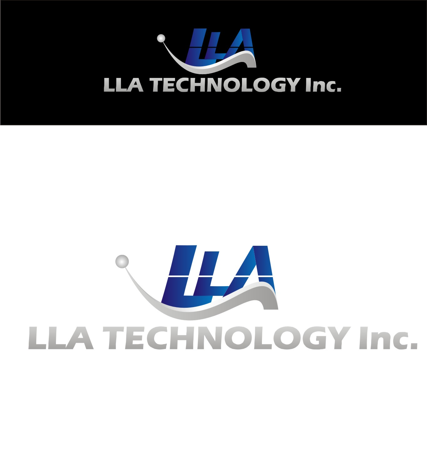 Logo Design by Yuda Hermawan - Entry No. 216 in the Logo Design Contest Inspiring Logo Design for LLA Technologies Inc..