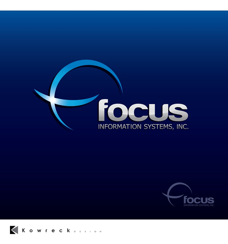 Logo Design by kowreck - Entry No. 64 in the Logo Design Contest Artistic Logo Design for Focus Information Systems, Inc..
