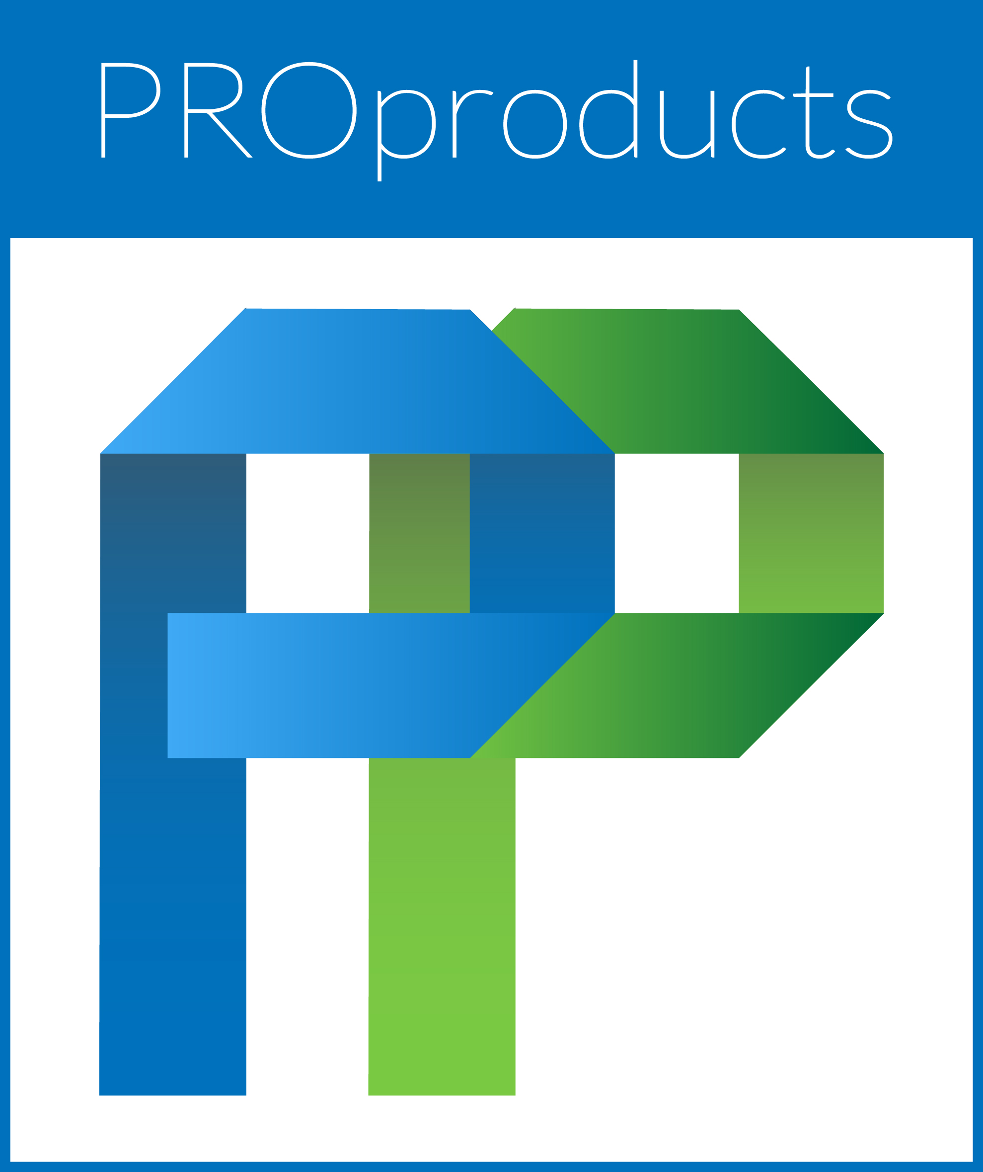 Logo Design by Yassine Zanina - Entry No. 70 in the Logo Design Contest Fun yet Professional Logo Design for ProProducts.