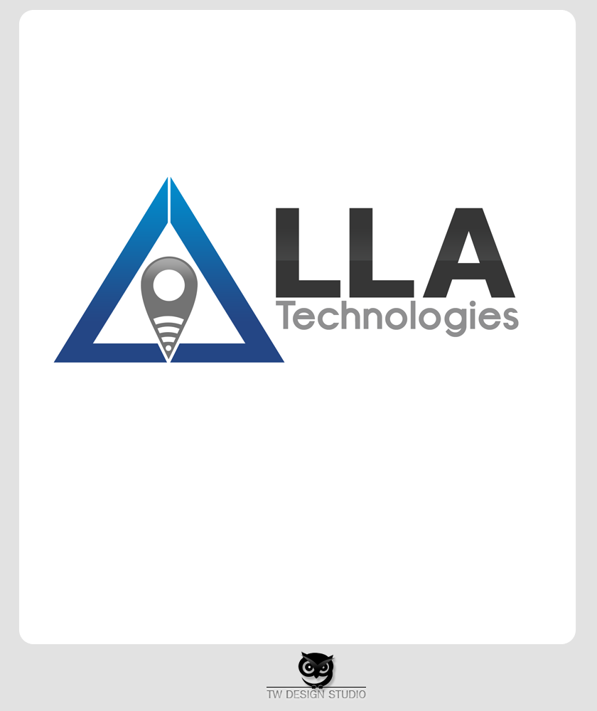Logo Design by Private User - Entry No. 220 in the Logo Design Contest Inspiring Logo Design for LLA Technologies Inc..