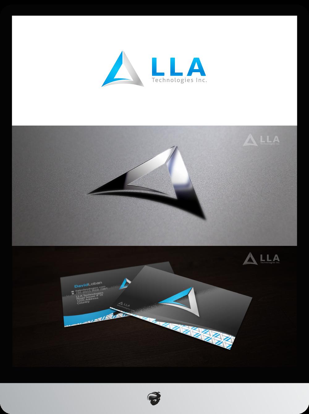 Logo Design by zesthar - Entry No. 222 in the Logo Design Contest Inspiring Logo Design for LLA Technologies Inc..