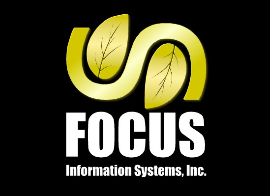 Logo Design by Ismail Adhi Wibowo - Entry No. 70 in the Logo Design Contest Artistic Logo Design for Focus Information Systems, Inc..