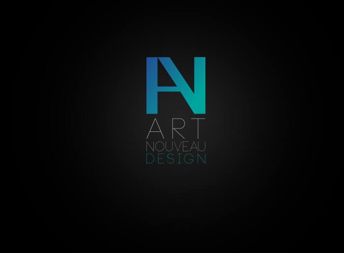 Logo Design by Jan Chua - Entry No. 11 in the Logo Design Contest Artistic Logo Design for Art Nouveau Design.