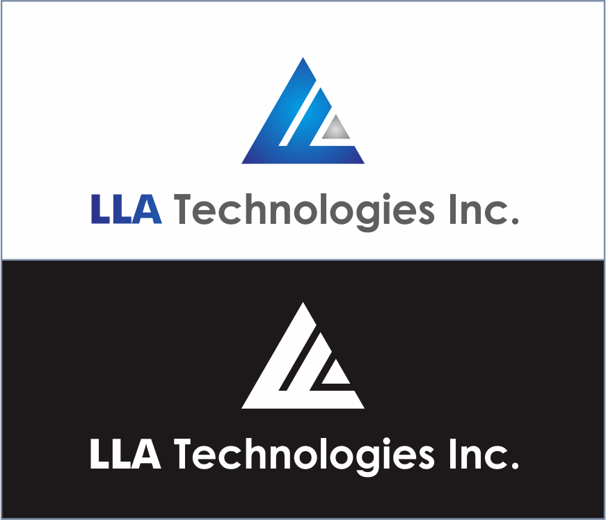 Logo Design by Armada Jamaluddin - Entry No. 226 in the Logo Design Contest Inspiring Logo Design for LLA Technologies Inc..