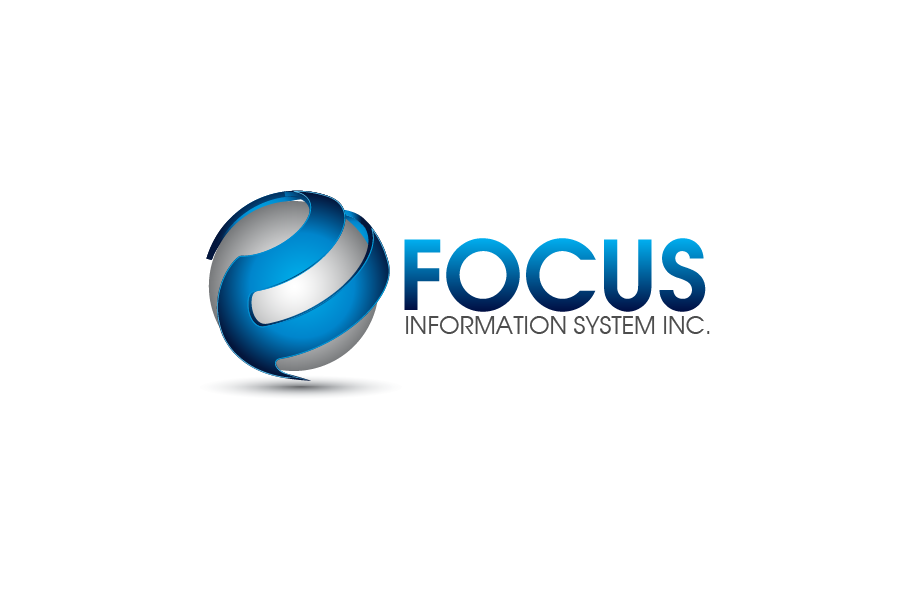 Logo Design by Private User - Entry No. 74 in the Logo Design Contest Artistic Logo Design for Focus Information Systems, Inc..