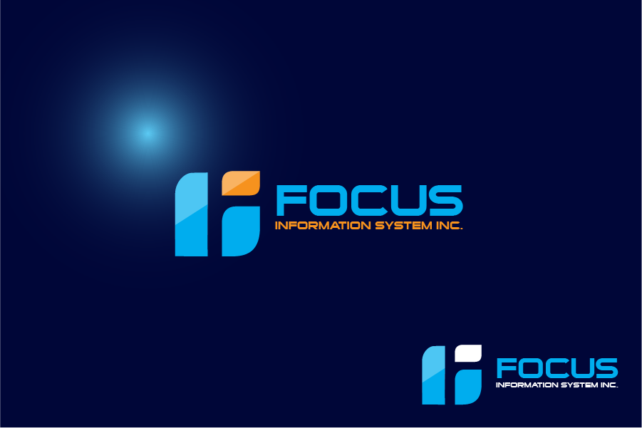 Logo Design by Private User - Entry No. 77 in the Logo Design Contest Artistic Logo Design for Focus Information Systems, Inc..