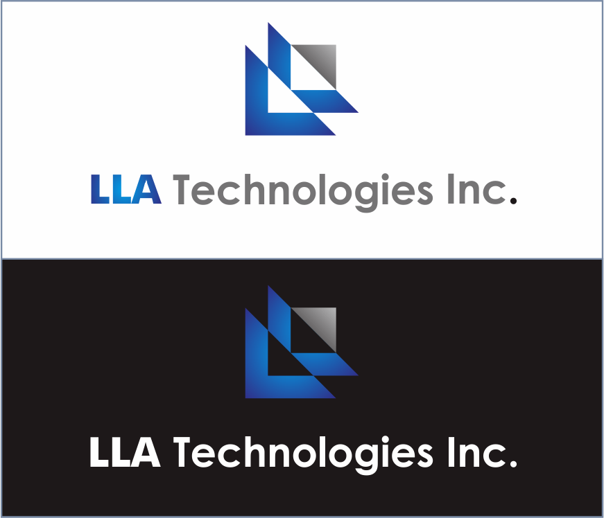 Logo Design by Armada Jamaluddin - Entry No. 227 in the Logo Design Contest Inspiring Logo Design for LLA Technologies Inc..