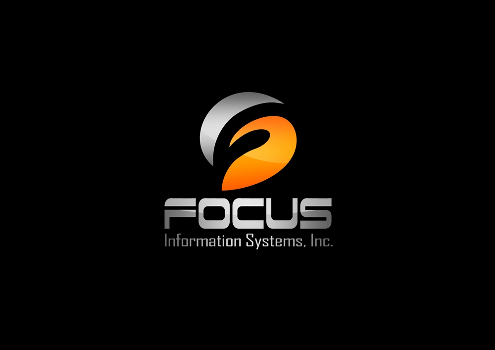 Logo Design by Respati Himawan - Entry No. 93 in the Logo Design Contest Artistic Logo Design for Focus Information Systems, Inc..
