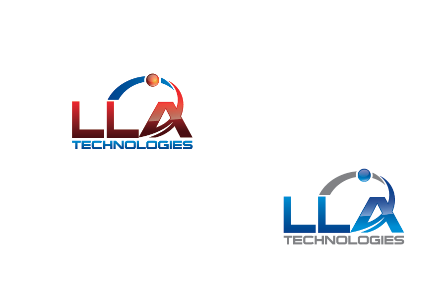 Logo Design by Private User - Entry No. 232 in the Logo Design Contest Inspiring Logo Design for LLA Technologies Inc..