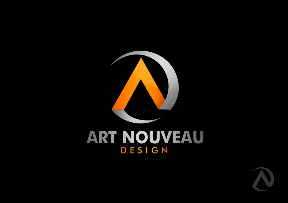 Logo Design by Respati Himawan - Entry No. 16 in the Logo Design Contest Artistic Logo Design for Art Nouveau Design.