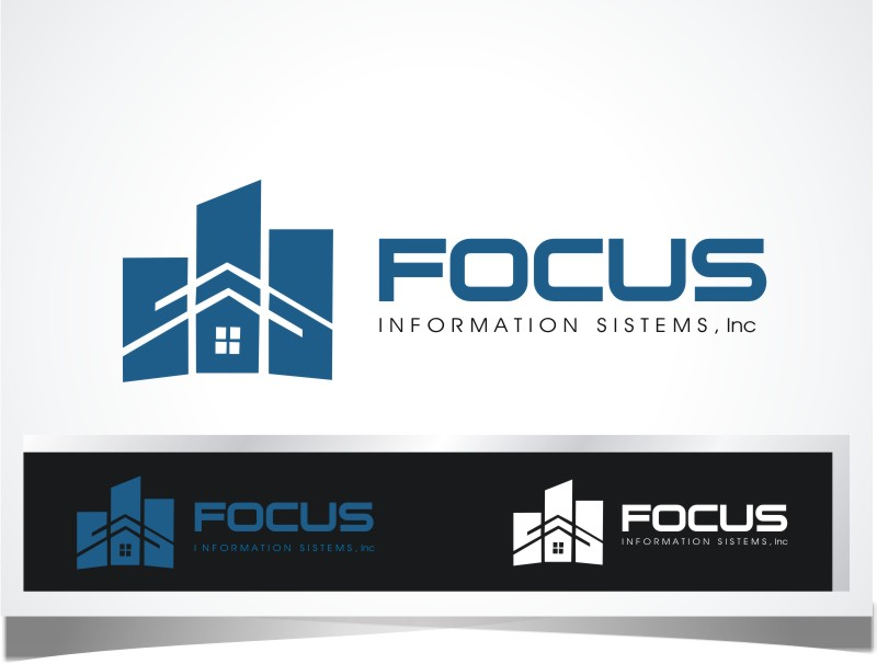 Logo Design by Bangun Prastyo - Entry No. 97 in the Logo Design Contest Artistic Logo Design for Focus Information Systems, Inc..