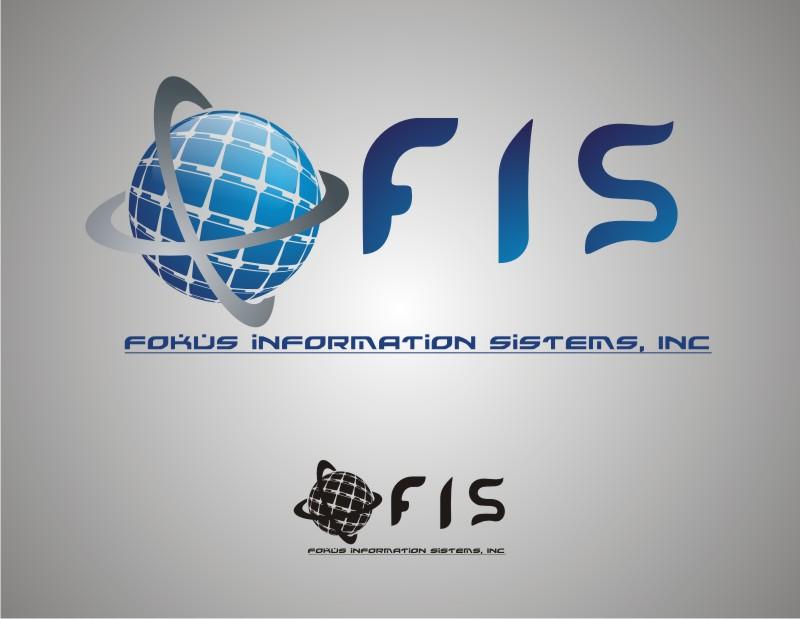 Logo Design by Bangun Prastyo - Entry No. 106 in the Logo Design Contest Artistic Logo Design for Focus Information Systems, Inc..