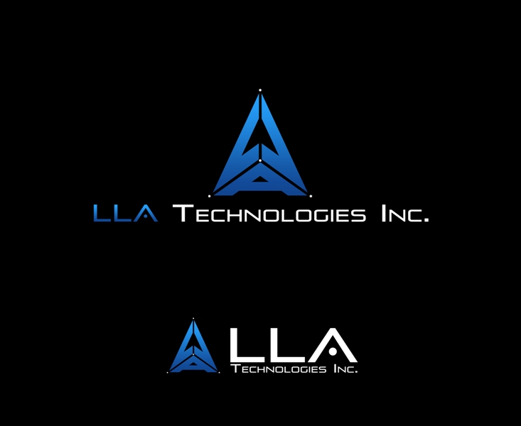 Logo Design by Juan_Kata - Entry No. 236 in the Logo Design Contest Inspiring Logo Design for LLA Technologies Inc..