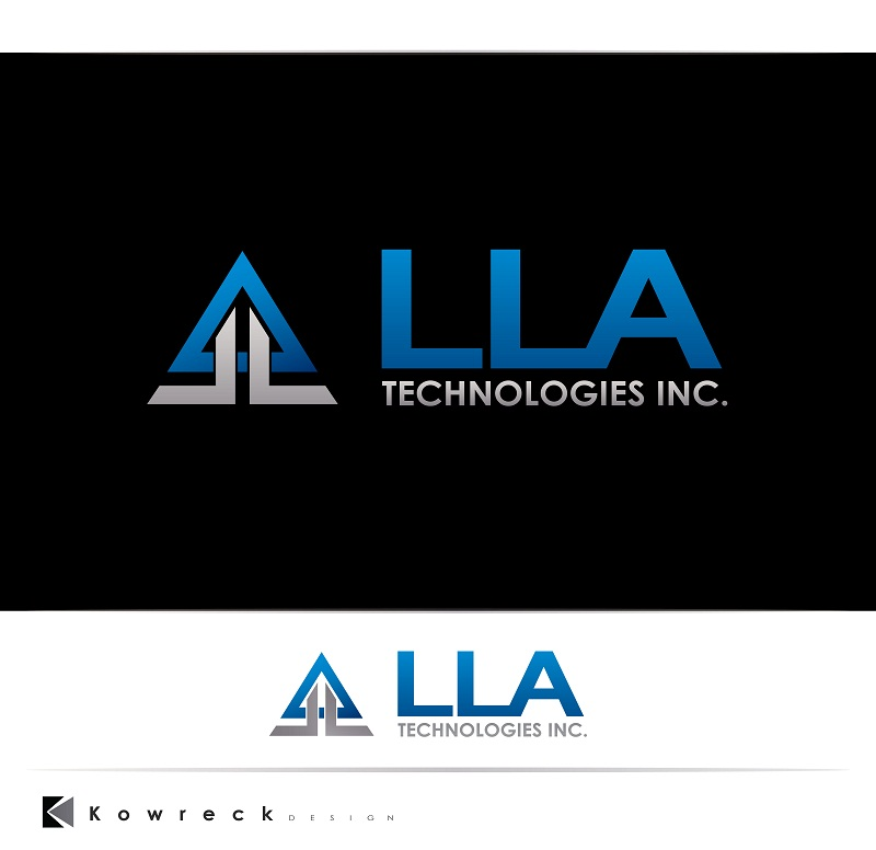 Logo Design by kowreck - Entry No. 237 in the Logo Design Contest Inspiring Logo Design for LLA Technologies Inc..