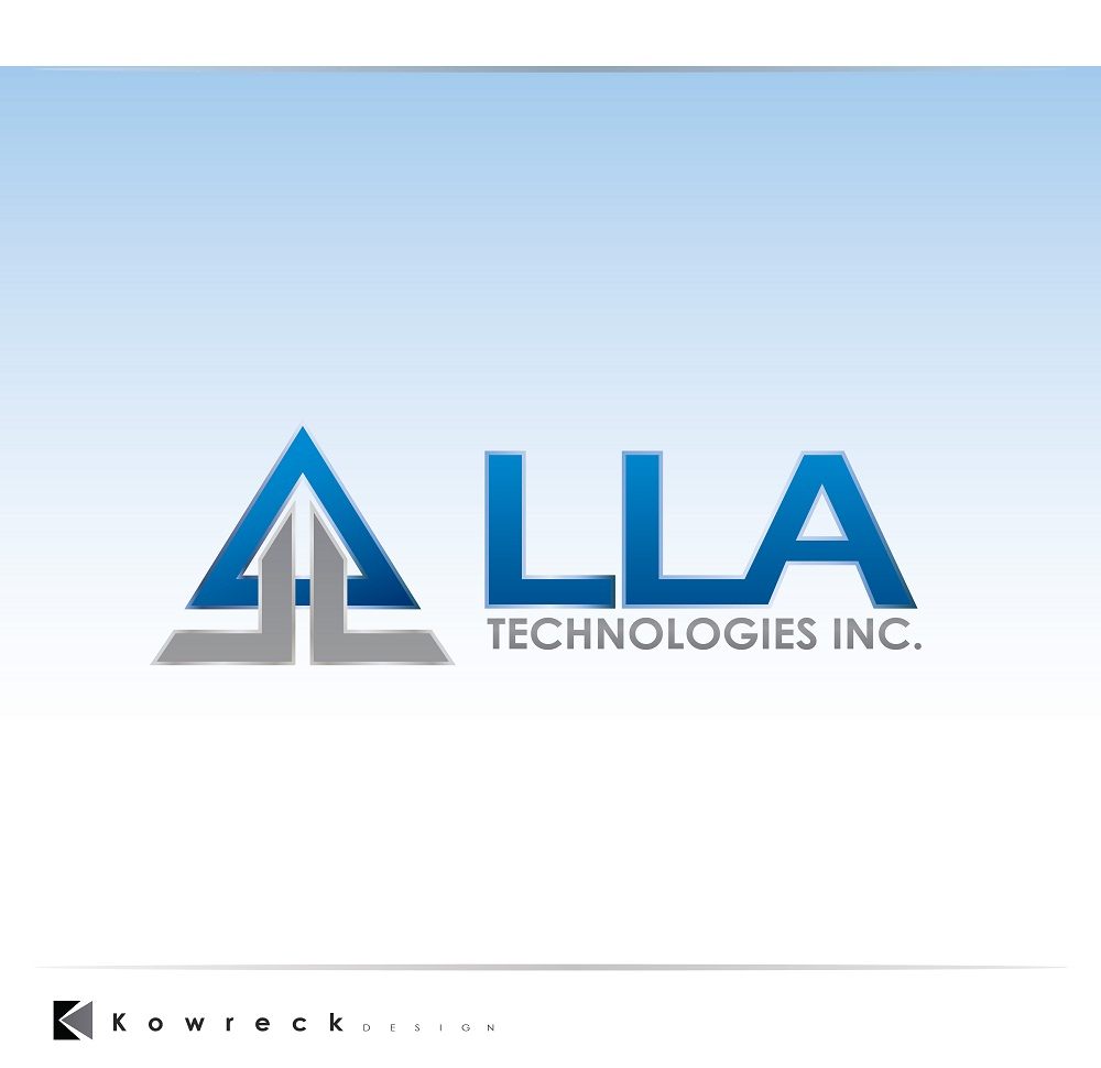Logo Design by kowreck - Entry No. 238 in the Logo Design Contest Inspiring Logo Design for LLA Technologies Inc..