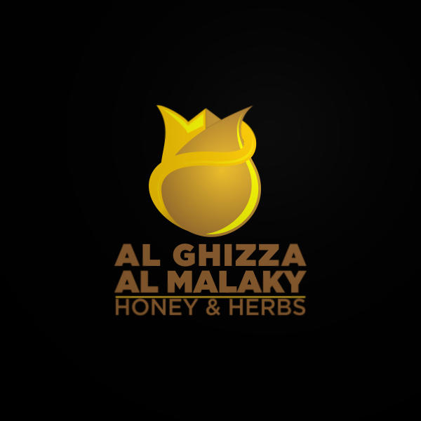 Logo Design by Private User - Entry No. 1 in the Logo Design Contest Artistic Logo Design for ALGHIZZA ALMALAKY HONEY AND HERBS.
